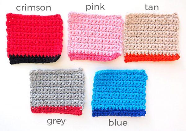 Colours of Jess Bag
