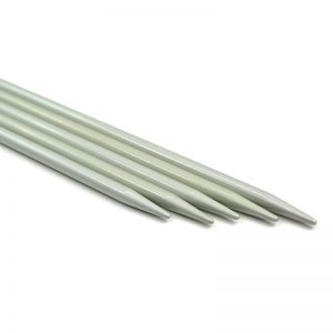 Double-pointed knitting needles - metal