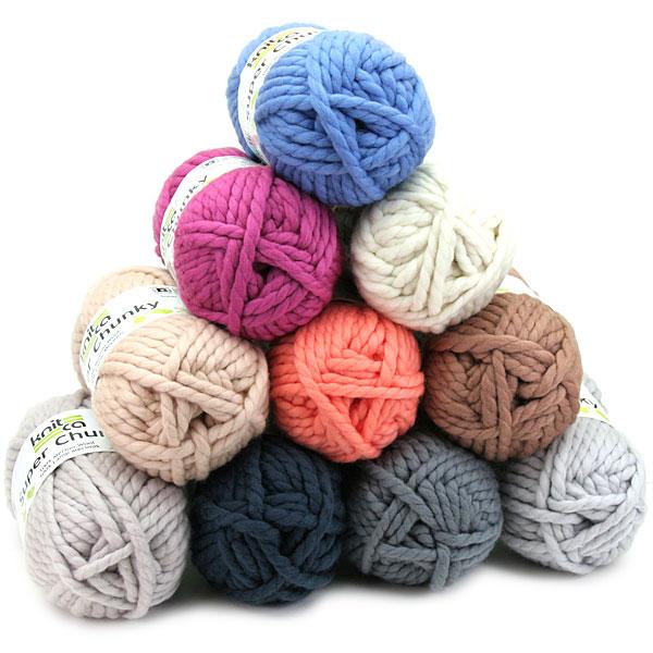 Knitca Super Chunky Yarn