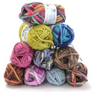 Knitca Wool Slub Yarn