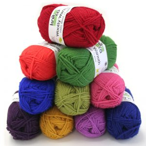 Knitca Woolly Warmth Yarn
